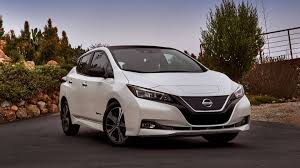 nissan leaf apple carplay this is the all new 2018 nissan leaf the drive