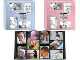 pioneer albums pioneer collage cover 4x6 baby photo album