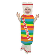 smarties bunting halloween costume size 0 6 months