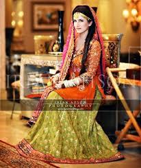 Bridle Dress Pakistani Mehndi Dresses 2017 For Wedding Brides Beststylo Com