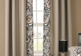 Large Window Curtains by Curtains Cool Grey Curtain Ideas For Large Windows Modern Home
