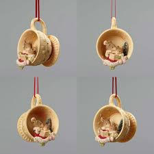 the of ornaments mice in tea cup ornament 4052792