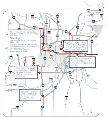 Minneapolis Zip Code Map Slow Ride Here U0027s Mndot U0027s Newest Map Of Twin Cities Traffic Woes