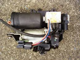 photos of air ride compressor dryer and relay assembly 98