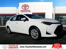 family car toyota 256 toyotas in stock peterson toyota of sarasota