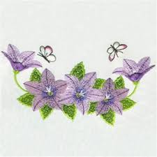 flowers and butterflies embroidery designs machine embroidery