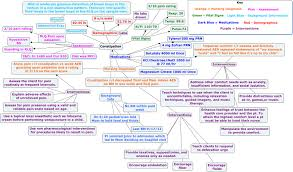 Concept Map Nursing Constipation