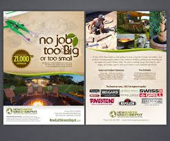 modern personable flyer design for newearthgreendepot by brian