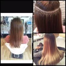 Hair Extension Tips by Nano Rings Russian Hair Extensions Y Tips Mobile Hair Stylist Get