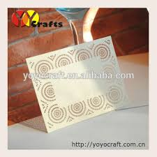 wholesale laser cut handmade favor indian wedding favors printed