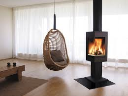 simplify your indoor warming stuff with corner wood burning stove