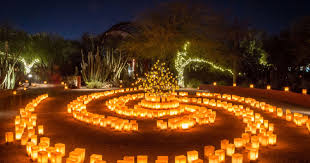 phoenix zoo lights members only phoenix zoolights and los noches de las luminarias return for 2016