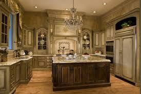 Traditional Kitchen - luxury traditional kitchen designs that will leave you breathless
