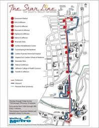 charleston trolley map the line trolley transportation in roanoke va