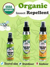 amazon com organic insect repellent travel size 2 value pack