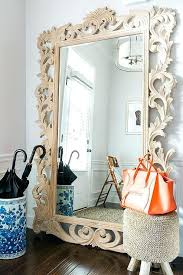 foyer mirrors cool foyer mirror ideas contemporary best inspiration home