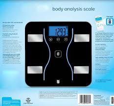 Weight Watchers Bathroom Scale Battery Amazon Com Weight Watchers By Conair Bluetooth Body Analysis