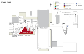 University Of Arizona Parking Map by Locations Campus Recreation