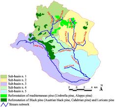 Map Of Calabria Italy by D U0027ippolito A Ferrari E Iovino F Nicolaci A Veltri A 2013