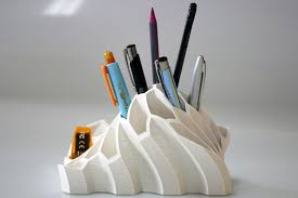 cool pen holders 20 useful household items you can make with a 3d printer digital