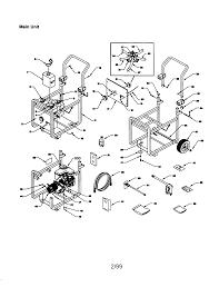 580 768030 craftsman 6 hp 2250 psi 2 5 gpm high pressure washer