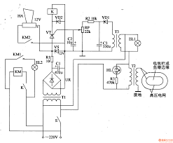 circuits electric fence control circuit l51360 next gr schematic