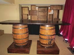 crate and barrel bar table encore barrel bar with crate bar back encore creative