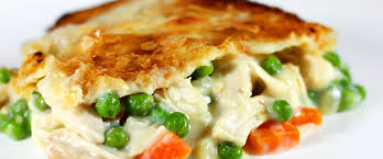 light dinner recipes for weight loss light chicken pie a free weight loss recipe by shape me