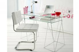petit bureau en verre bureau en verre plateaux byblos bureau bureau