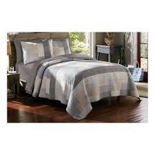 Plaid Bedding Set Cabela U0027s Lakeshore Plaid Quilt Set Cabela U0027s Canada