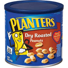 Planters Peanuts Commercial by Planters Peanuts Dry Roasted 52 Oz