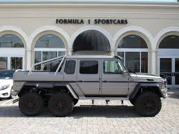 mercedes 6x6 g class 2014 mercedes g class g63 6x6 suv for sale in miami fl on