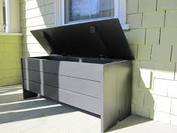 Best Outdoor Storage Bench Brilliant Waterproof Outdoor Storage Bench Diy Waterproof Outdoor