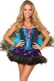 Halloween Usa Com by Peacock Halloween Costume For Women 3wishes Com