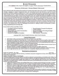 Equity Research Resume Sample by 266 Best Resume Examples Images On Pinterest Resume Examples