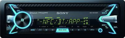 amazon black friday car head units amazon com sony mexn5100bt car stereo receiver with bluetooth