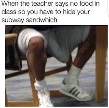 Subway Sandwich Meme - it s a good way to hide a subway dank meme