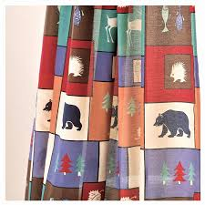 Western Style Shower Curtains Western Style Shower Curtains Best Of Beautiful Northwoods Shower