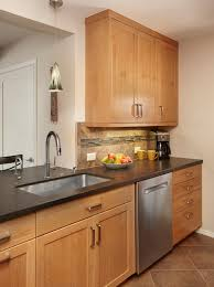Cheap Backsplash For Kitchen Ideas For Cheap Backsplash Add A Pantry Cabinet To Your Kitchen
