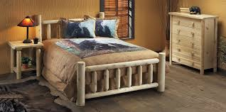 Rustic Bedroom Furniture Sets by Amazon Com Rustic Natural Cedar Furniture Company Cedar Log
