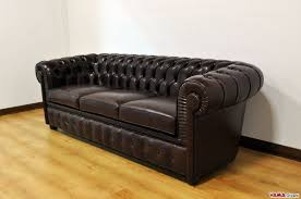 Chesterfield 3 Seater Sofa by Sofas Center Brown Chesterfield Sofa Chesterfield Sofa 3 Seater