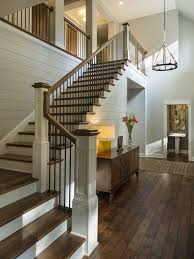 Definition Banister Transitional Staircase Ideas Designs U0026 Remodel Photos Houzz
