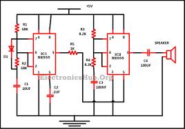 digital timer circuit diagram wiring diagram simonand