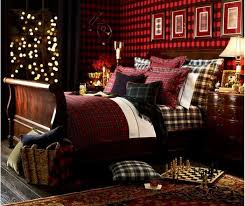 home design bedding create a winter retreat with tartan bedding tartan front yards