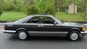 1986 mercedes 560 sec coal cojl 1991 mercedes 560 sec only the best car