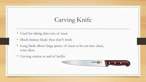 Used Kitchen Knives Review Knives And Foodborne Illness Ppt Download