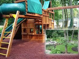 Playground Ideas For Backyard Backyard Playground Ideas Home Outdoor Decoration