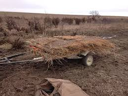 Homemade Goose Blind Do It Yourself A Frame Blind Classic Layout
