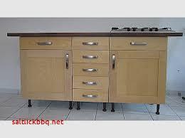 plan de travail cuisine 120 cm luxe meuble bas cuisine 120 cm avec tiroir pour idees de deco