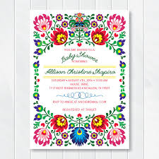 cinco de mayo invite baby shower by thencomespaper on etsy
